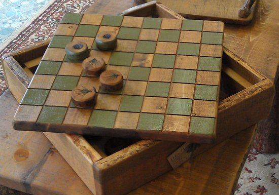 Hand made game board